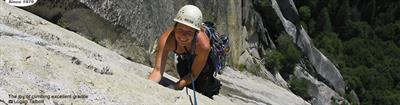 Great granite climbing on Donner Summit