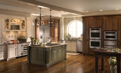 Photo courtesy of Ferguson Bath, Kitchen & Lighting Design
