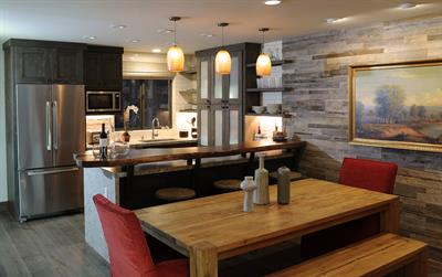 Photo courtesy of Spirit Tahoe Interior Design