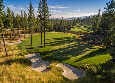Martis Camp Golf Course, Hole 13