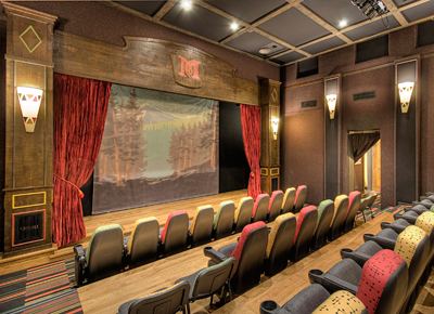 The Family Barn Theater
