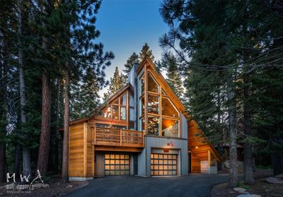 Tahoe Donner remodel