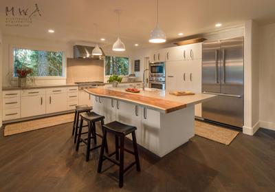 Tahoe Donner kitchen remodel