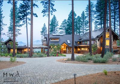 Lake Tahoe home