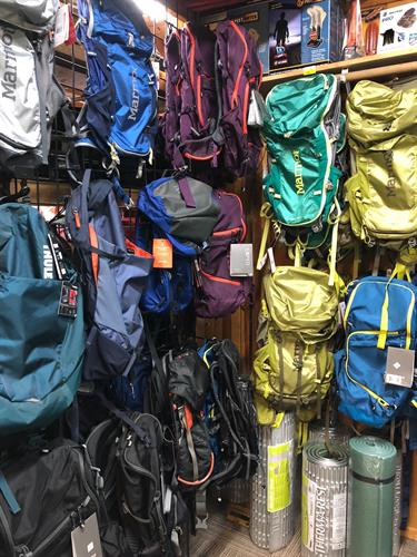 Backpacking & Camping Equipment