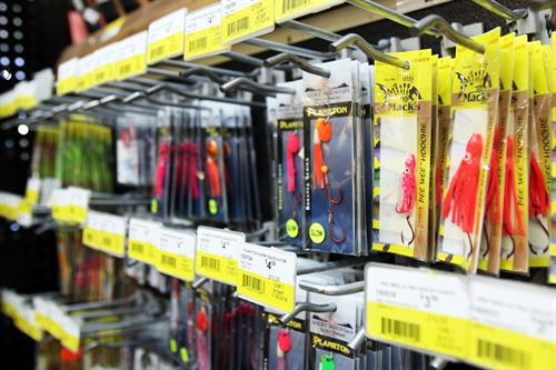 Largest selection of fishing supplies in Truckee