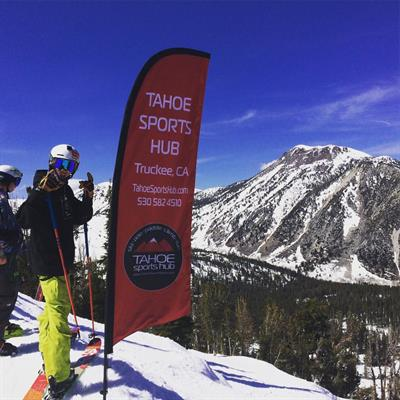 We are proud to sponsor the Tahoe Junior Freeride Series.