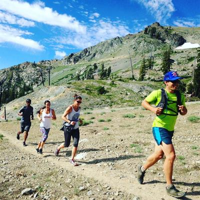 Tahoe Sports Hub has trail running shoes from Salomon, Hoka, Brooks, Saucony, and more