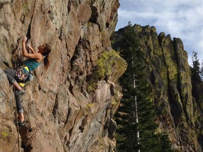 The region's rock climbing shop!