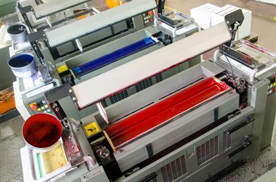 Multi color presses
