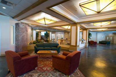 Tahoe Forest Hospital lobby