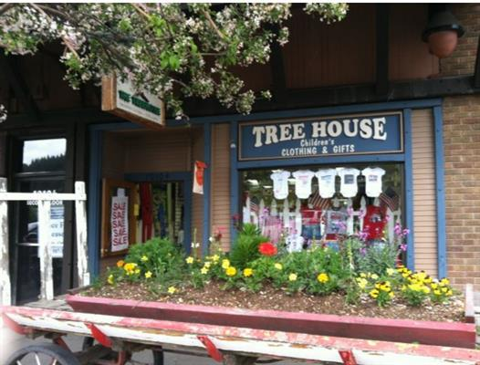 The Tree House Children's Clothing and Gifts