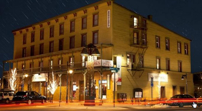 The Truckee Hotel Hotels Resorts Chamber Member Page