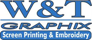 W&T Graphix Screen Printing & Embroidery
