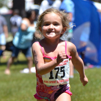 All ages at the Donner Lake Triathlon