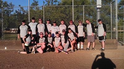 Clear Capital Softball League