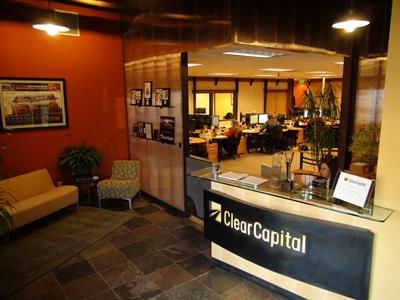 Clear Capital's Office in Truckee