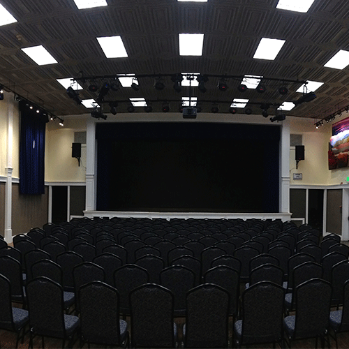 Community Arts Center - Auditorium