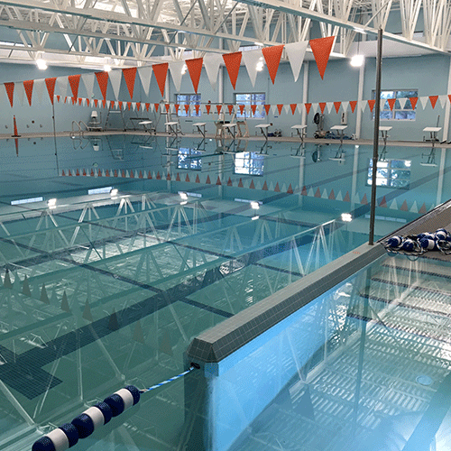 Community Swimming Pool - Lap Pool