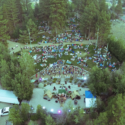Music in the Park - Truckee Regional Park