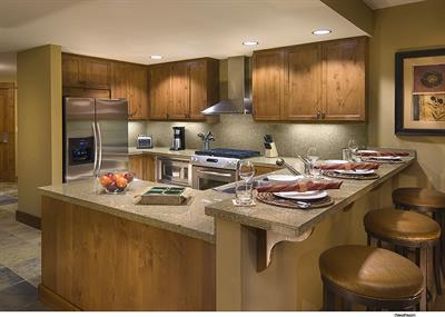 Kitchen, The Village at Northstar