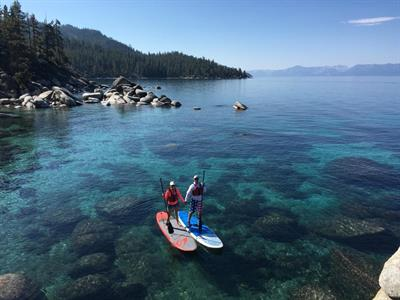 Sand Harbor SUP Tour