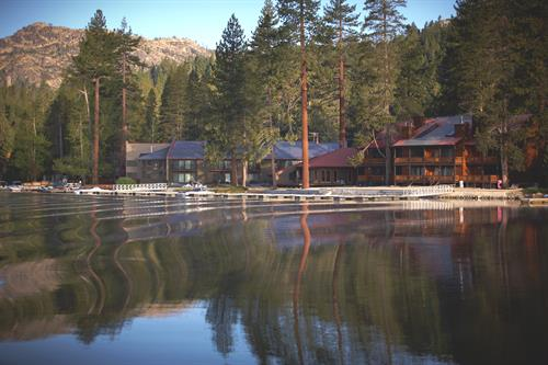Lake Front Donner Lake Village