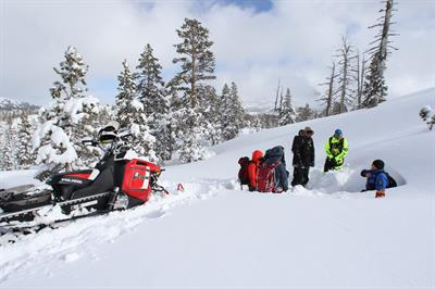 OHV Avalanche level 1 Education