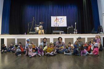 Arts For The Schools