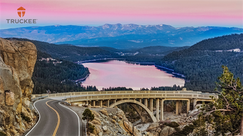 Truckee Chamber Old 40 Donner Lake