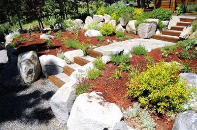Tiered Home Garden