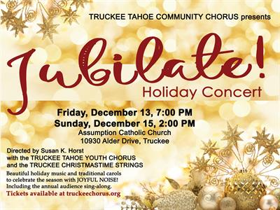 JUBILATE! Holiday Concert
