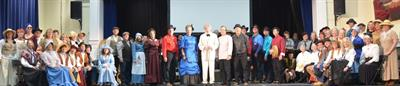 TRUCKEE TAHOE COMMUNITY CHORUS presents           The Truckee Historical Revue