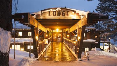 The Lodge Restaurant & Pub in Tahoe Donner