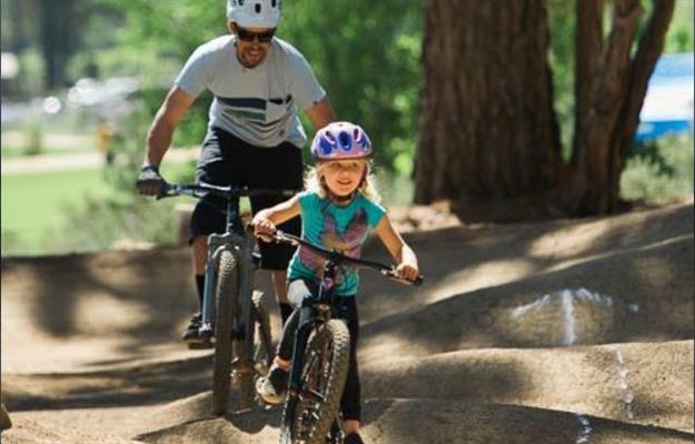 Biking for a Better World