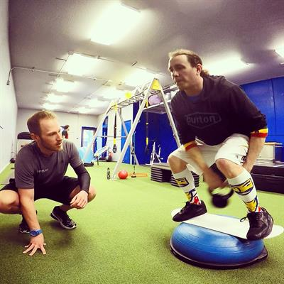 1:1 Personalized Training - tailored for your sport/activity and taking limitations/injuries into account
