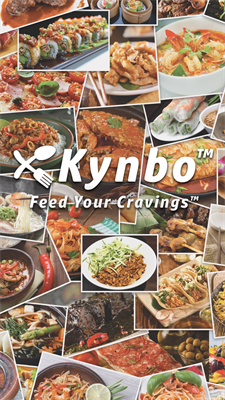Download the free Kynbo app