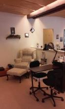 Manicure & Pedicure Area