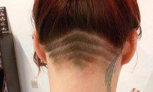 undercut neck design