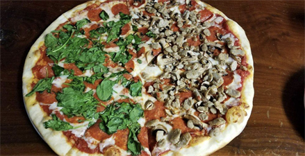 Front Street Pizza