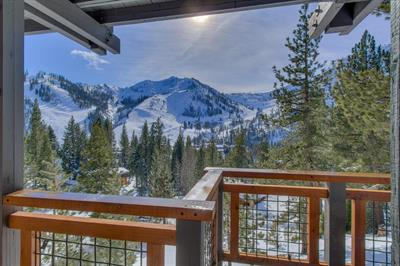 Olympic View in Squaw Valley