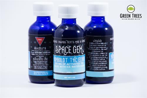 Organic Fruit THC Syrup