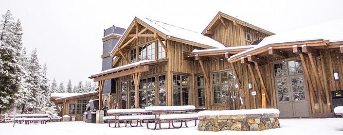 Alder Creek Adventure Center in Tahoe Donner