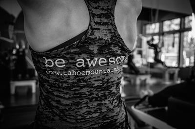 BE AWESOME WITH US.  TRUCKEE TMF TRIBESTERS