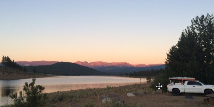 Prosser Creek Reservoir