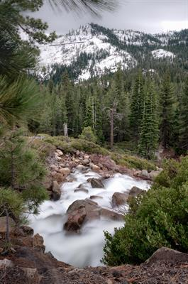 Spring Runoff - Donner Creek