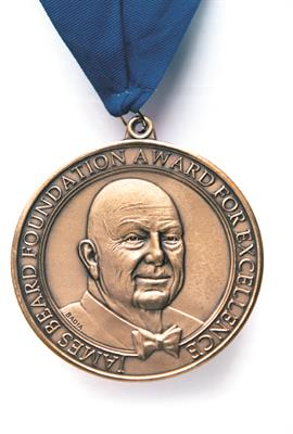 We won a James Beard award in 2012, as Publication of the Year