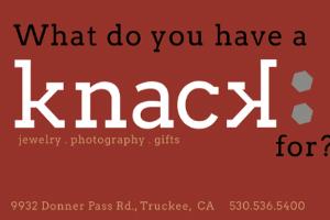 KNACK Truckee