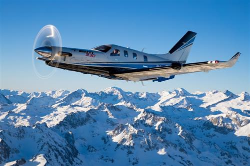 Mountain Lion Aviation -- Daher's TBM 930