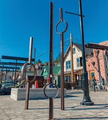 Public Art - High Iron